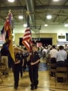 Students give thanks for veterans