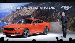 Three Questions: Ford design chief talks Mustang