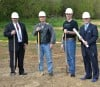 Groundbreakings and ribbon cuttings