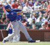Barney stars for Cubs in loss to Cardinals