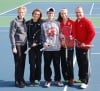 Munster's Heiniger family honored by USTA