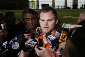 Bears' Jimmy Clausen eager to revive his career in training camp