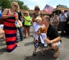 Lansing Marine receives hero's welcome
