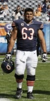 Roberto Garza: Bears' O-line 'has a long way to go'