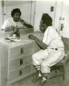 Toni Stone was an African American woman who took her passion for baseball to the field