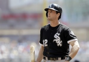 White Sox third baseman Conor Gillaspie hopes to help tornado victims in Moore, Oklahoma