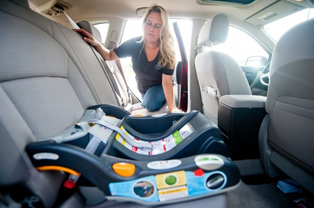 Car seat installation usually wrong, yet crucial to child ...