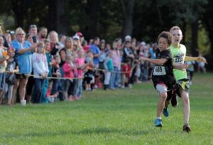 Running wild at Woodland Park
