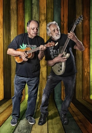 Cheech and Chong bring 'Up in Smoke' tour to Hammond