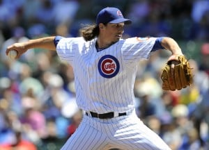 Cubs win in 14 to end Reds' streak at Wrigley