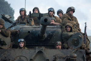 Hammond-made tanks star in World War II movie 'Fury'