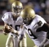 Crist leads Irish to 31-13 win over Boston College