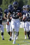 Running back Matt Forte happy to see a new Bears offense
