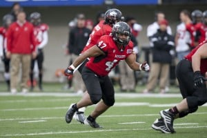 T.F. South grad earns a football scholarship at NIU