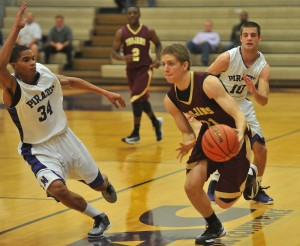 Merrillville outruns Chesterton in DAC boys opener