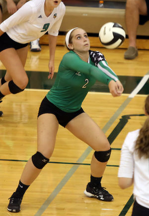 Valparaiso libero Mack is key to getting the offense started