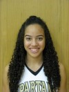 Marian Catholic girls basketball player Jamie Johnson
