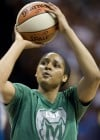 Minnesota Lynx' Maya Moore.