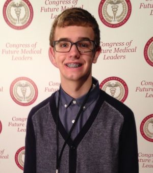 Local teen earns seat at national conference for future doctors