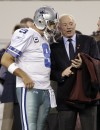 Jerry Jones: Romo commits to 'Peyton Manning-type time'