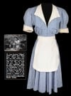 "Joan Crawford's Waitress Uniform from ""Mildred Pierce"""