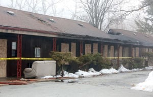 Fire destroys Union Township apartments