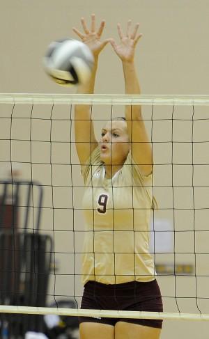 Chesterton withstands rally to upset No. 4 Andrean in volleyball
