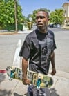 Skater rises from tough neighborhood to TV star