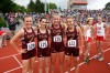 Chesterton's 3,200 relay team