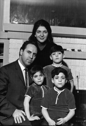 Ezekiel Emanuel: Eldest son shares family's story in new memoir