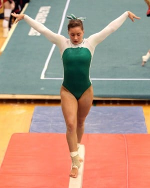 Valparaiso gymnasts win fifth straight regional crown