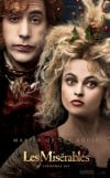 Sacha Baron Cohen and Helena Bonham Carter in &quot;Les Misrables&quot;