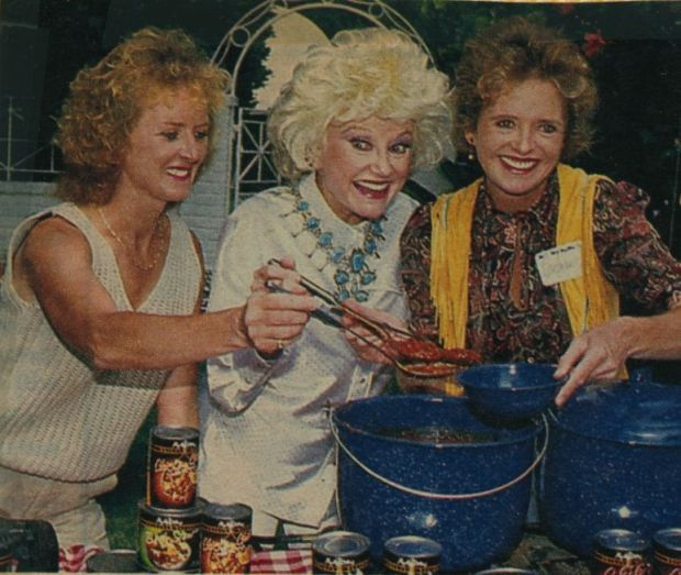 FROM the FARM: Reader searching for Phyllis Diller's famed chili recipe