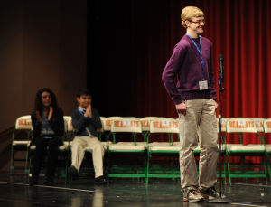 Top spellers prove their mettle