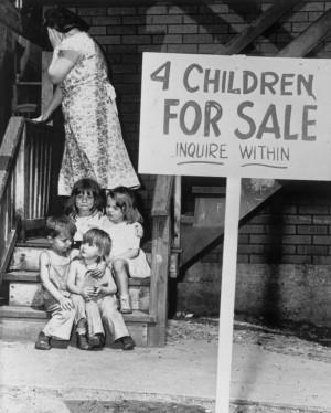 Sold-off siblings shown in old photo tell their stories