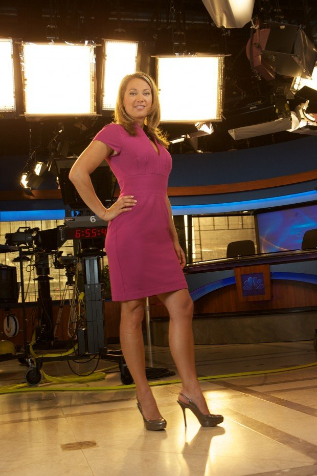 Ginger Zee Hot