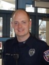 Officer has spent a dozen years keeping his community safe
