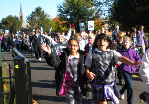 St. Mary Catholic Community School Walk-A-Thon slated for Oct. 10