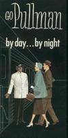 Pullman Train Car Poster