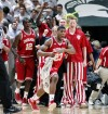 Indiana stays No. 1 in AP Top 25, Gonzaga No. 2