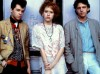 "Jon Cryer, Molly Ringwald and Andrew McCarthy in the 1986 Paramount Film ""Pretty in Pink"""