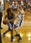 Lake Central's Jayla Harvey