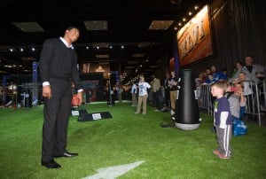 Super Bowl 'Experience' scores big with region fans