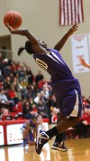 Merrillville's Dariyan Morris