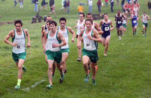 Senior 'rookies' help Valpo boys cross country team wins fourth straight sectional