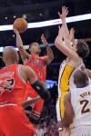 Bulls' season starts Rose-y