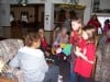 Student Council members visit nursing home residents