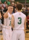 Valparaiso's Justin Osburn and Jacob Hamer 