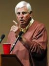 Bob Knight selling rings, medal at auction