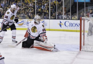 Blackhawks suffer Game 3 curse